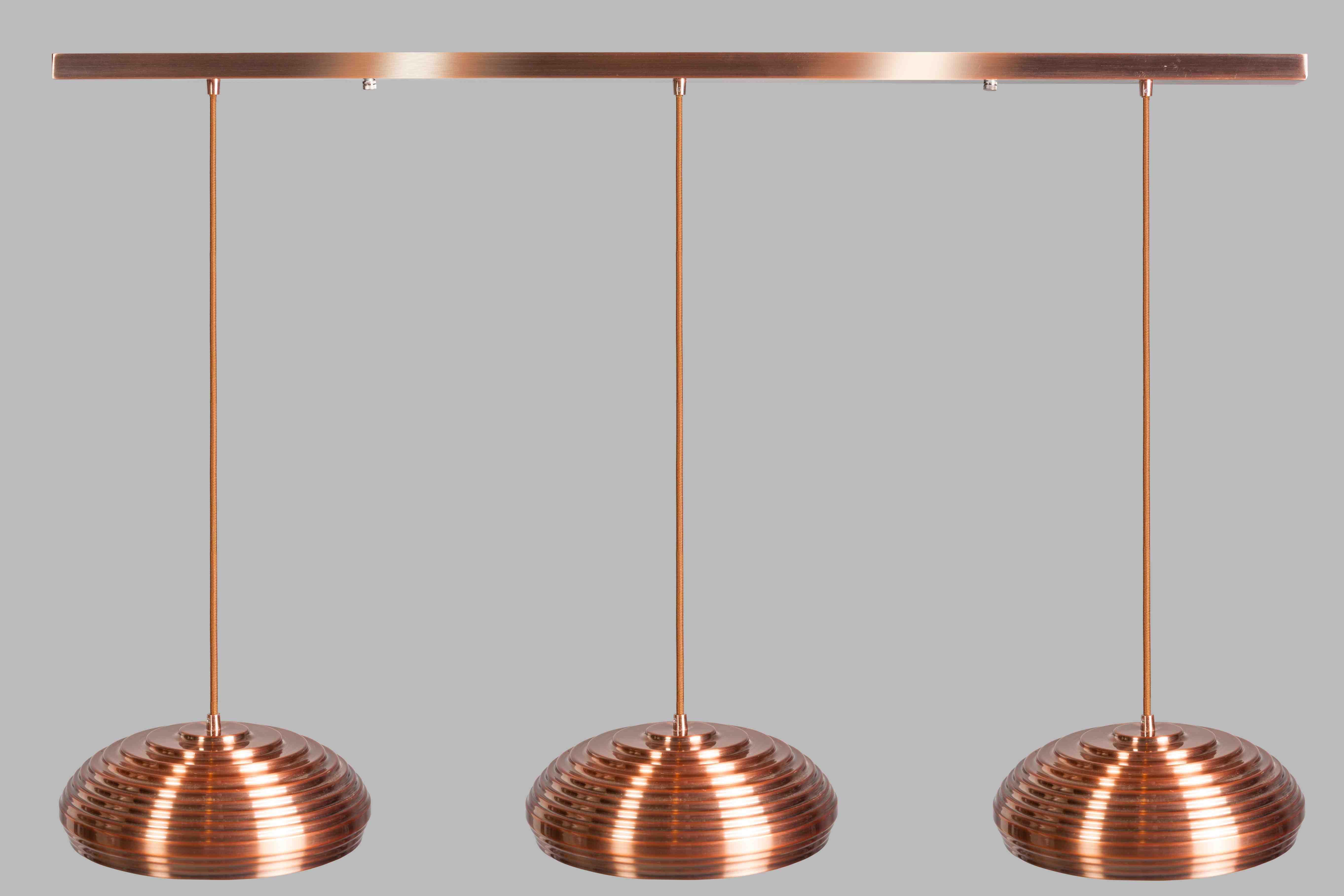 Hanglamp Palmi Koper - Rue de Rosa