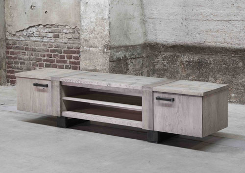 Tv dressoir Rustico groot