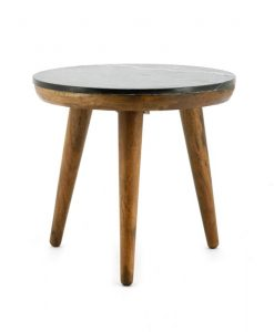 Trident table 50cm black