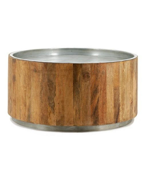 Tub Coffeetbale dark-metal