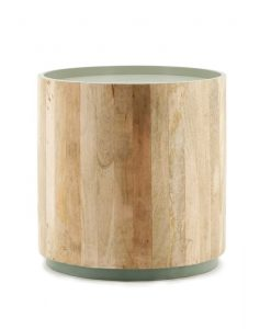 Tub Sidetable light-green
