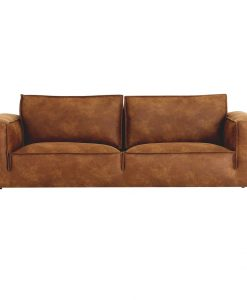 Jules bank easy sofa, colorado Cognac