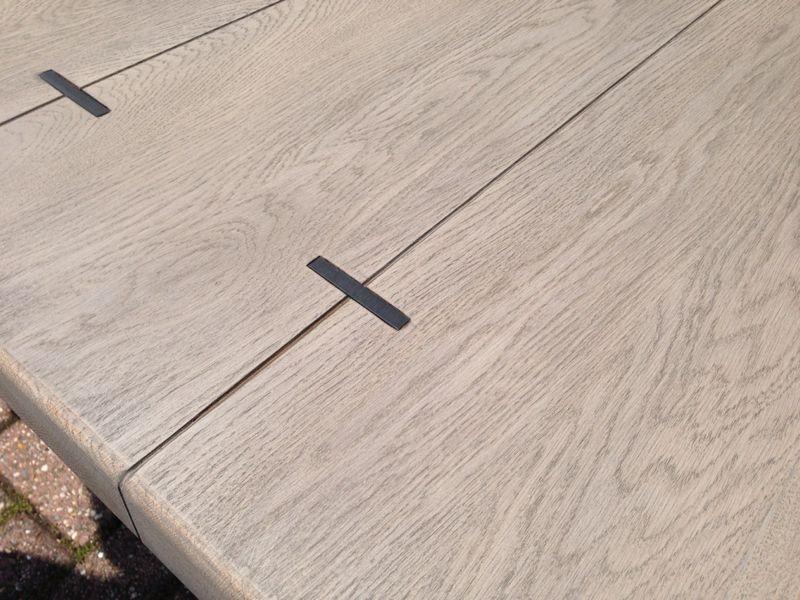 Maatwerk kloostertafel vierkant