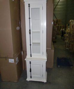 Vitrine met Spanjolet 1 deurs rechts