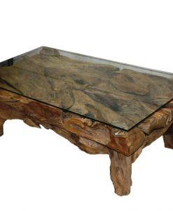 Root salontafel rechthoek