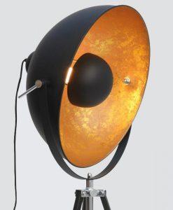 Golden Sun Vloerlamp