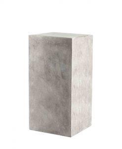 Deco zuil beton-look