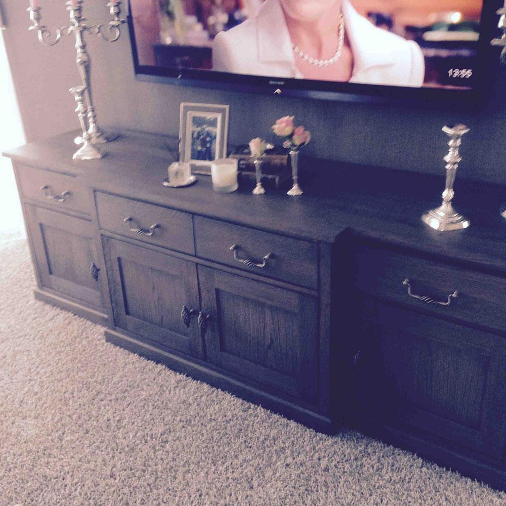 Tv kast op maat