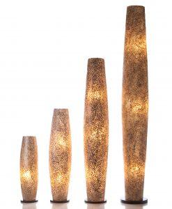 Lamp Wangi Gold staand