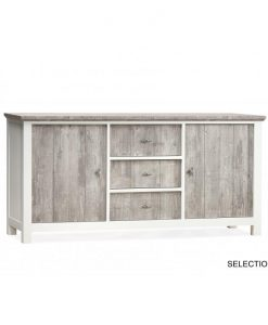 Selection dressoir 2 deurs/3 laden