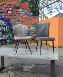 Lamulux Industry set, stoel Magic, stoel Gaga