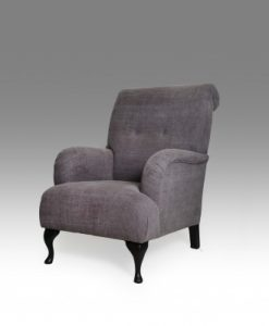 Fauteuil Palermo in stof Kiss