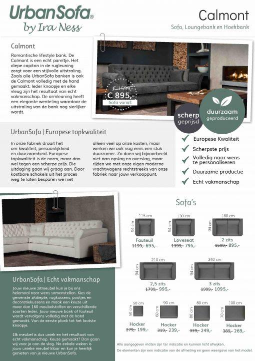 Urbansofa Calmont Folder 1