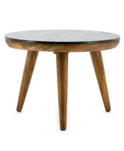 Trident table 60cm black
