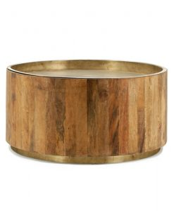 Tub Coffeetable dark