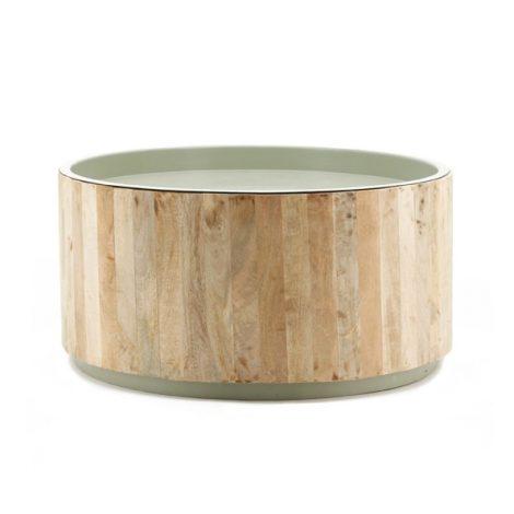 Tub Coffeetbale light-green
