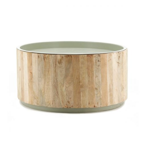 Tub Coffeetbale light-green
