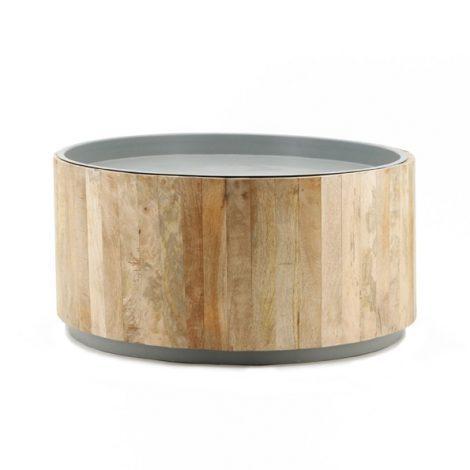 Tub Coffeetbale light-grey