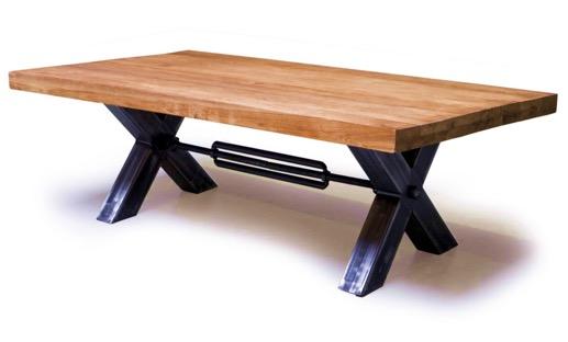 Brooklyn tafel + top 8cm