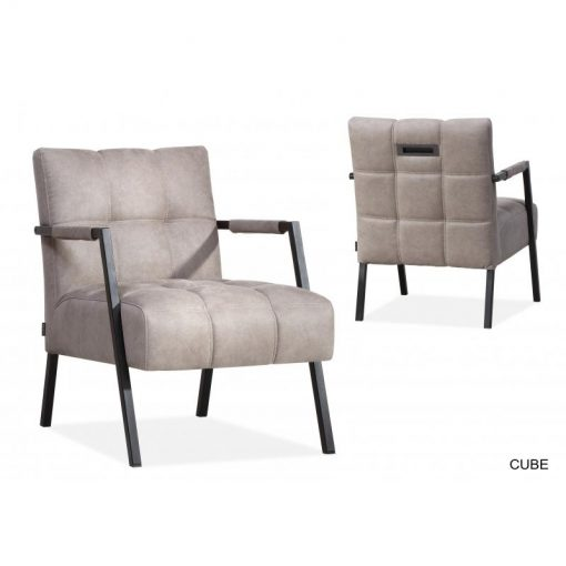 Cube fauteuil