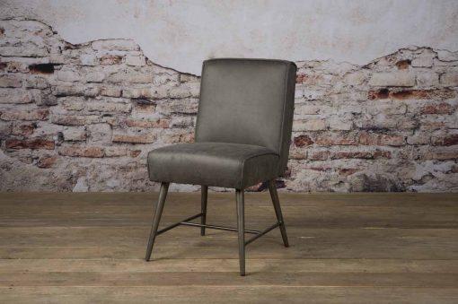 NC 0130 - Belmonte sidechair - Cherokee 1 grey (v)