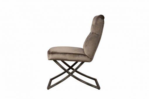 TX 0058 - Bolton sidechair taupe 101 (z)