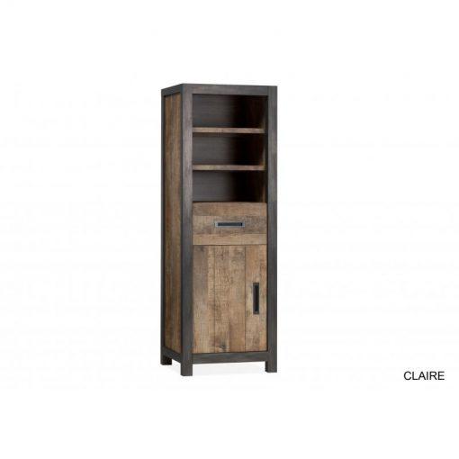 Lamulux Claire boekenkast