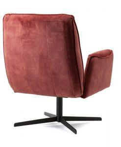 roze fauteuil betaalbaar