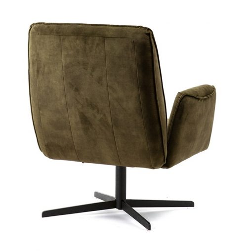 vivian groen fauteuil