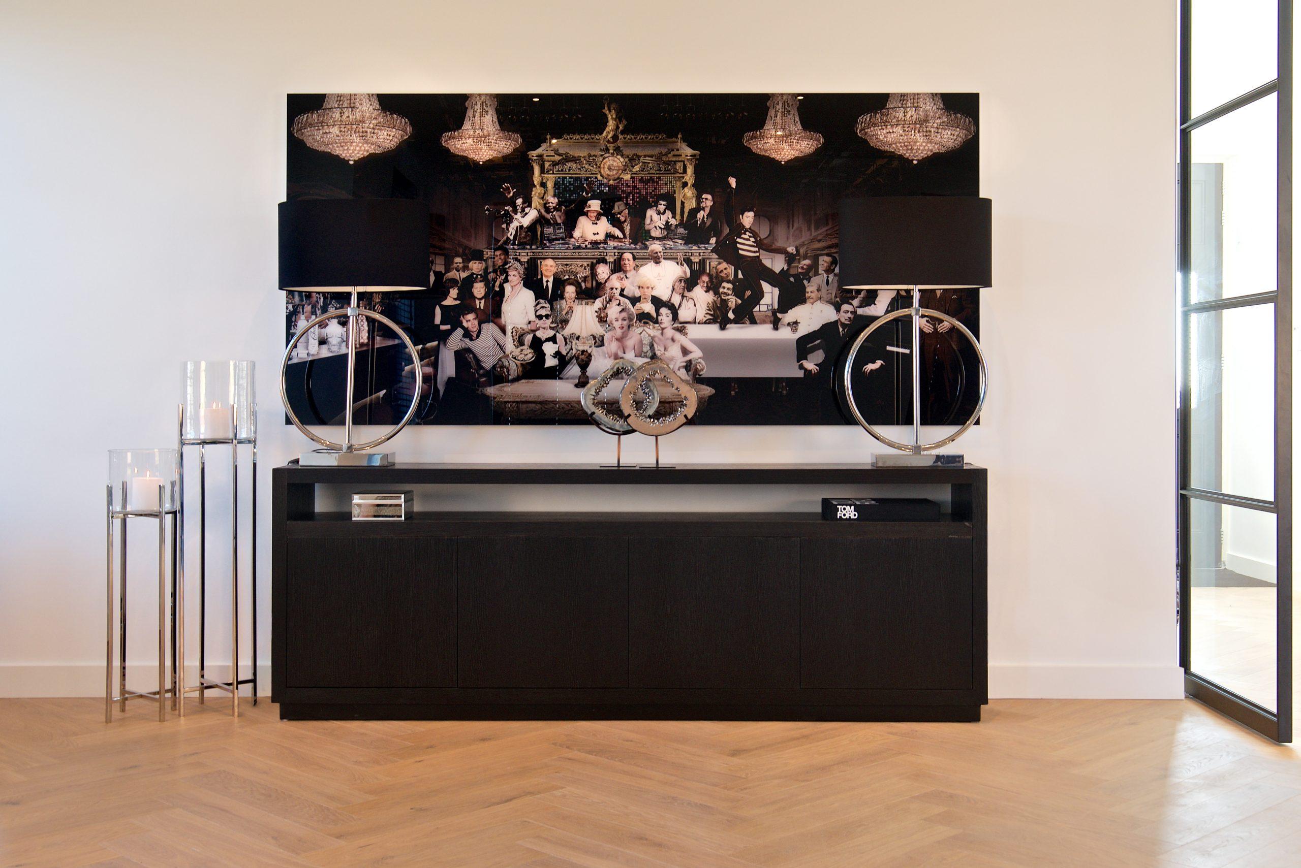 Oakura-Dressoir-Sakura Collection, Richmond