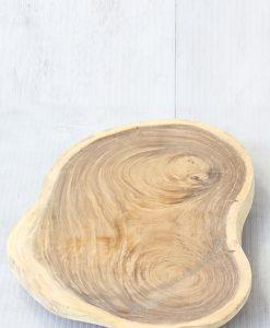 Suar boomstam blad