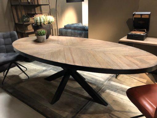 Venice tafel ovaal
